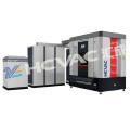 Máquina de revestimento a vácuo de carboneto de titânio