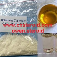 El músculo del levantamiento de pesas del polvo de Boldenone Cypionate complementa la fuente contrapesada