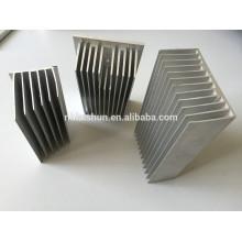 Лестничный направляющий рельс алюминиевый профиль