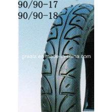 Hot Sale 70/90-17 350-10 Street Racing Motorcycle Tyre