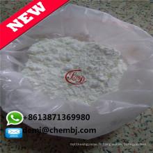 Poudre crue de stéroïdes crus d'oestrogène de haute pureté CAS 434-03-7 CAS