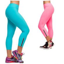 Fashion Candy Colors Cotton Gym Stretch Pants (SR8234)