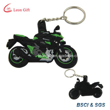 Professional Cool Motorcycle PVC Keyring Supplier Promotion