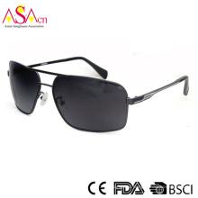 Fashion Metal Polarized Sunglasses with FDA/Ce/BSCI (16005)