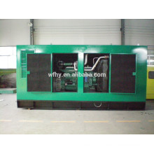 550KW большой дизель-генераторный агрегат, управляемый двигателем Wudong
