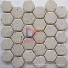 Travertine Stone Mosaic (CFS1065)