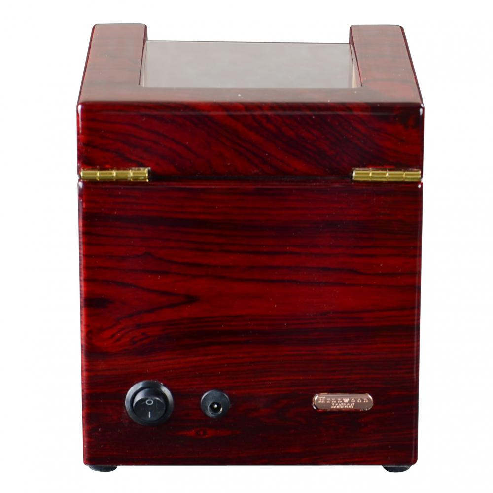 Ww 8096 Rosewood Single Rotor Watch Winder Details