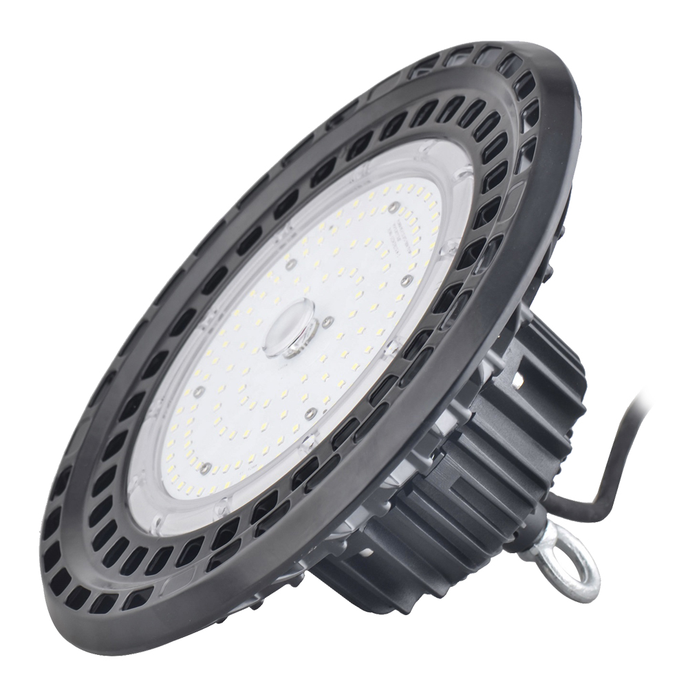 UFO High Bay LED Light 100W 5000K-1