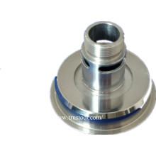 Excellent Dimension Stability Surely OEM 5axis Titanium CNC Machining Parts