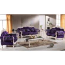 Гостиная мебель с деревянными диванами (929T)