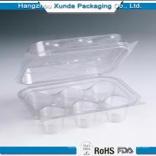 Wholesale Clear Plastic Cupcake Box