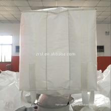 1000kg Baffle bulk bag for urea, Baffle Bags/Q-Bags/ Form stable bags