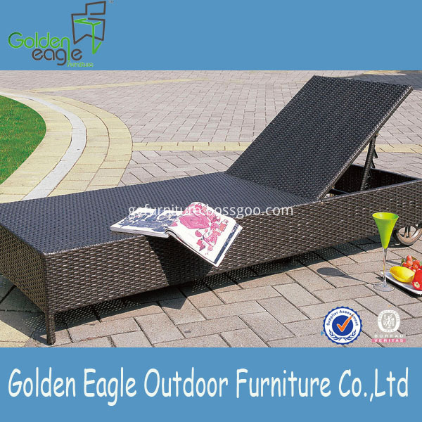 wicker aluminium outdoor garden furniture