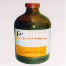 Solución de Florfenicol 100ml