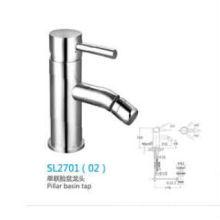 Selbstschluss-Waschtischarmatur und Messing-Säulen-Beckenhahn