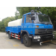 Low price Dongfeng high pressure washer 8000L high pressure flushing truck for sale