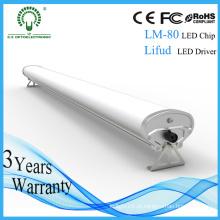 Tubo impermeável profissional Fabricante IP65 Tri-prova luz do tubo para o estacionamento do túnel