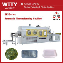 Machine de thermoformage à plateau d'oeufs en plastique
