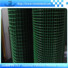 Welded Mesh Used for Machine Protection