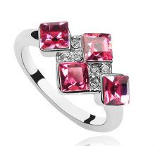 Bijoux de diamants en or rose
