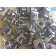 Stainless Steel 316 JIS Type Forged Wire Rope Clip