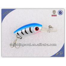 CKL016 nouvelle arrivée plastique manivelle dure de pêche en plastique dur manivelle de pêche