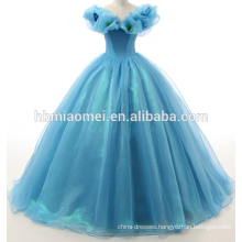 Luxury big skirt Cinderella love butterfly series was thin Qi to meet the prince wedding wholesale market