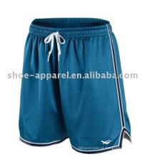 Shorts de basquete shorts de cintura alta calções desportivos