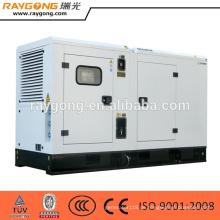 leiser Generator 150kva Dieselgenerator von CUMMINS angetrieben