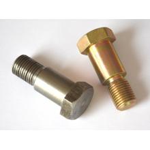 Резьбовую часть винта подвергая механической обработке часть CNC подвергая механической обработке Болт Гайка