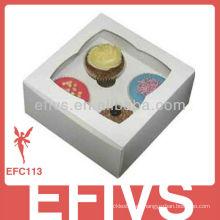 2013 romántica personalizada impresa Copa Cake Box