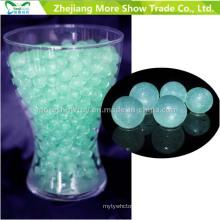 Glitter Crystal Soil Water Beads Centros de mesa Decoraciones de la boda