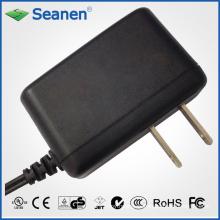 Adaptador de corriente de 5 vatios / 5 vatios con pin para dispositivo móvil, decodificador, impresora, ADSL, audio y video o electrodomésticos