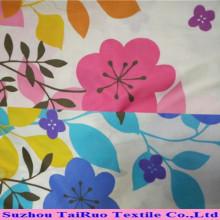 Imprimindo a tela impermeável de Pongee com o colorido para o revestimento