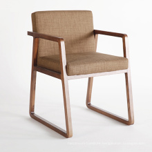 Nordic Design Wooden Furniture Solid Wood Chair with High Quality