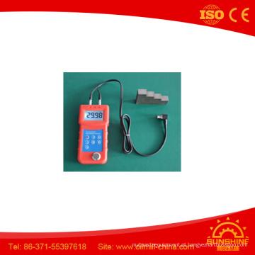 Um6800 ultrassônico acena o medidor do calibre de espessura do grau da exactidão do condutor 0.05mm