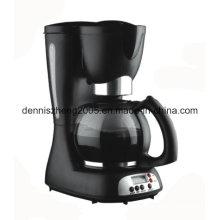 Elektrische Tropf programmierbare digitale 12-Tassen-Kaffeemaschine
