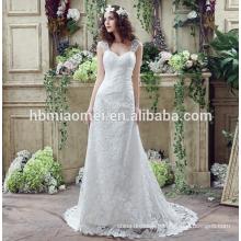 Lace Chiffon Evening Dresses 2016 Long Sleeve Lavender sexy V-neck formal evening dresses
