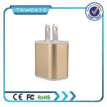 Smart Design 3 USB 5V 2.1A USB de salida de nosotros cargador de pared
