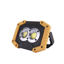 Projecteur de travail à LED portable ultra lumineux et étanche