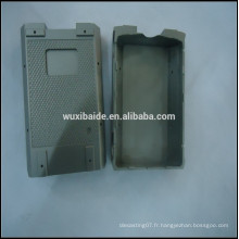 Composants / pièces en titane tournant CNC de haute qualité, pièces en titane, service d'usinage cnc Fabricant