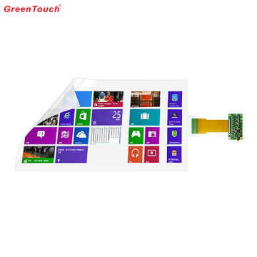 "15 ""Interactive Touch Foil Single oder Multi Touch"