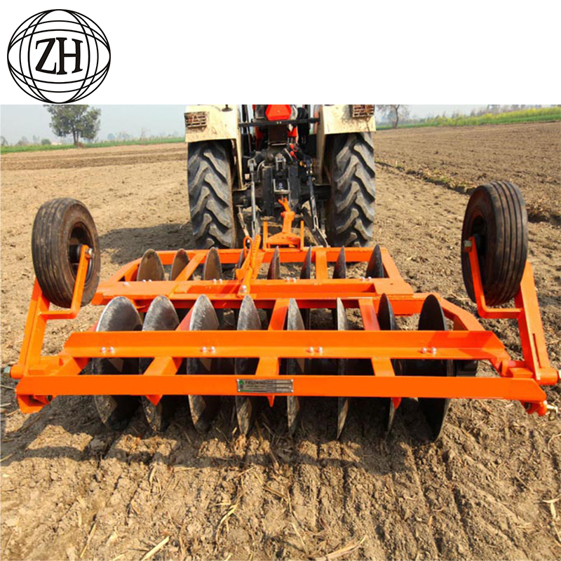 Customized Parts for Disc Harrow