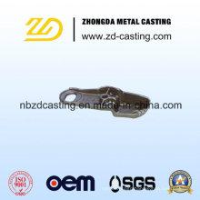 Steel Casting for Excavator Arm Cylinder
