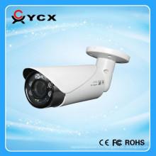 HD balle extérieure kamera 2mp 3mp 4mp 5mp poe p2p onvif fournisseur ip kamera avec CE FCC ROHS Cetification