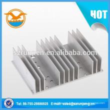 Extrusion Aluminium HeatSink