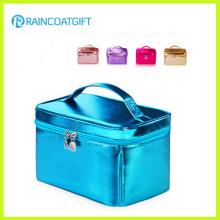 Shiny PVC / PU Cosmetic Box Rbc-051