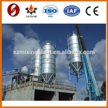 High quality Piece type150 ton cement silo for sale with all accessories