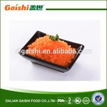 Masago-noir pour la garniture de sushi