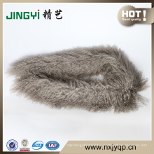 Wholesale Tibetan Mongolian Lamb Lady Fur Scarf